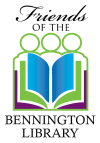 Friends of the Bennington Library logo (2)