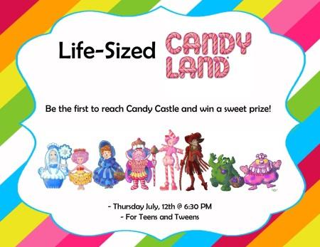 Candyland Flyer